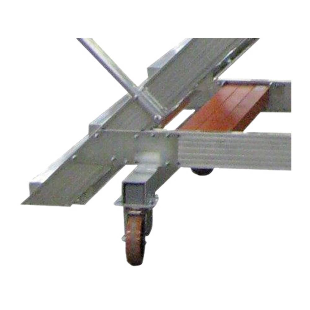 Skrócony stabilizator z balastem