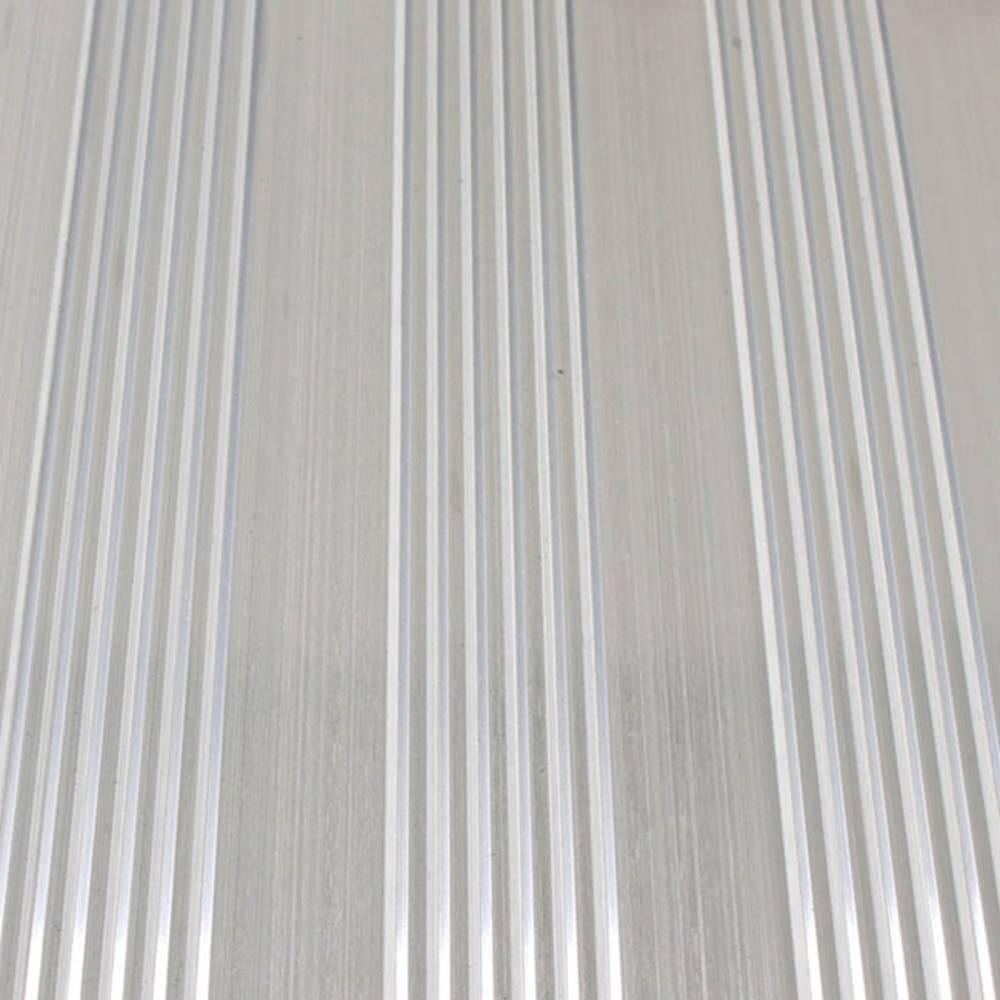 Aluminium ryflowane