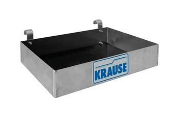 Praktyczna, zawieszana półka do bezpiecznego przechowywania narzędzi lub materiałów. <br> Jej zawieszenie na ramie poziomej rusztowania zapewni utrzymanie w odpowiednim porządku narzędzi oraz drobnych materiałów.<br> Istnieje możliwość przenoszenia półki na inne poziomy rusztowania.<br>
