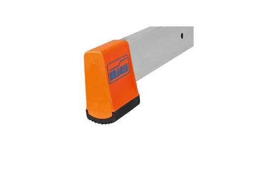 Dwustronna drabina przegubowa TriMatic - antypoślizgowe stopki (Safetycap)