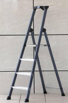 Przykład zastosowania anodowanej drabiny wolnostojącej SePro S