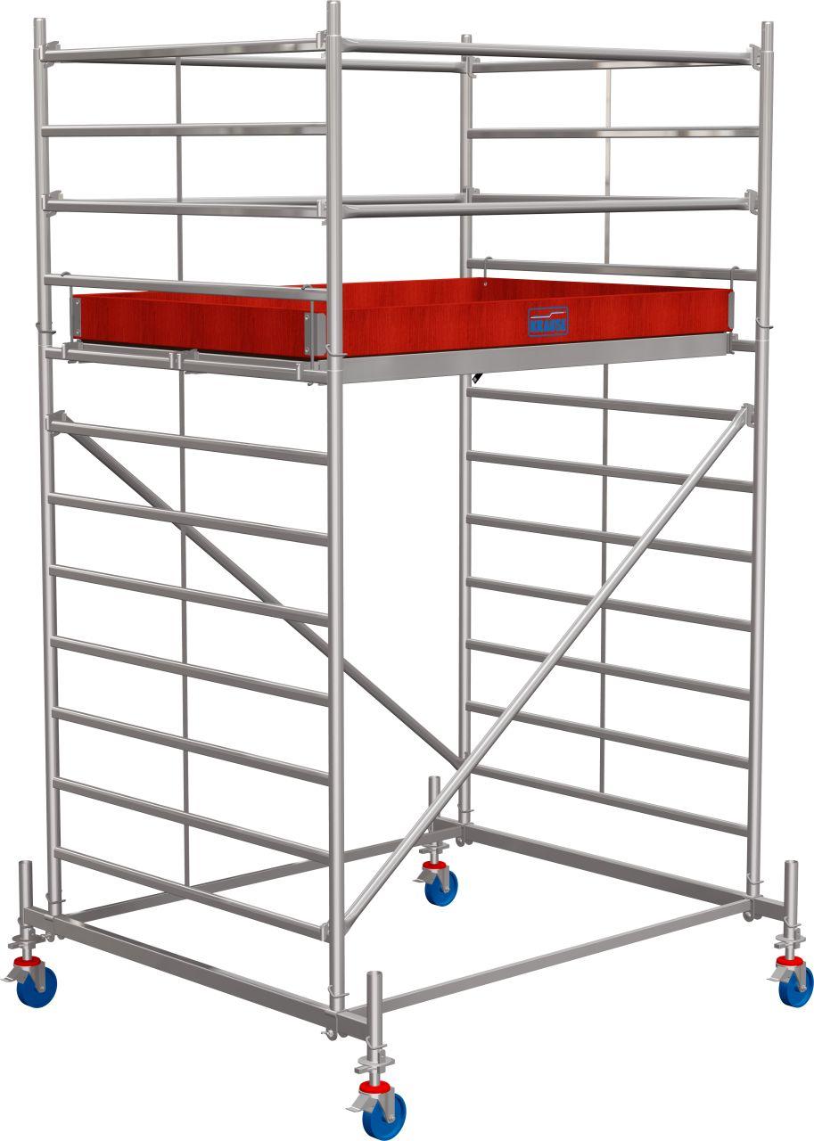 rusztowanie aluminiowe KRAUSE Stabilo seria 50