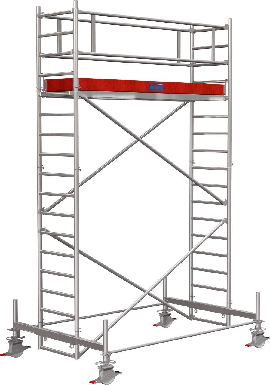 rusztowanie aluminiowe KRAUSE 100
