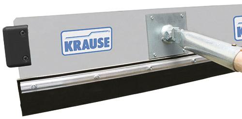 Rusztowanie do odśnieżania pojazdów KRAUSE - narzędzie do usuwania lodu