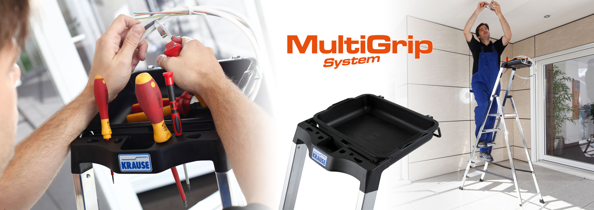 Innowacyjny system MultiGrip KRAUSE