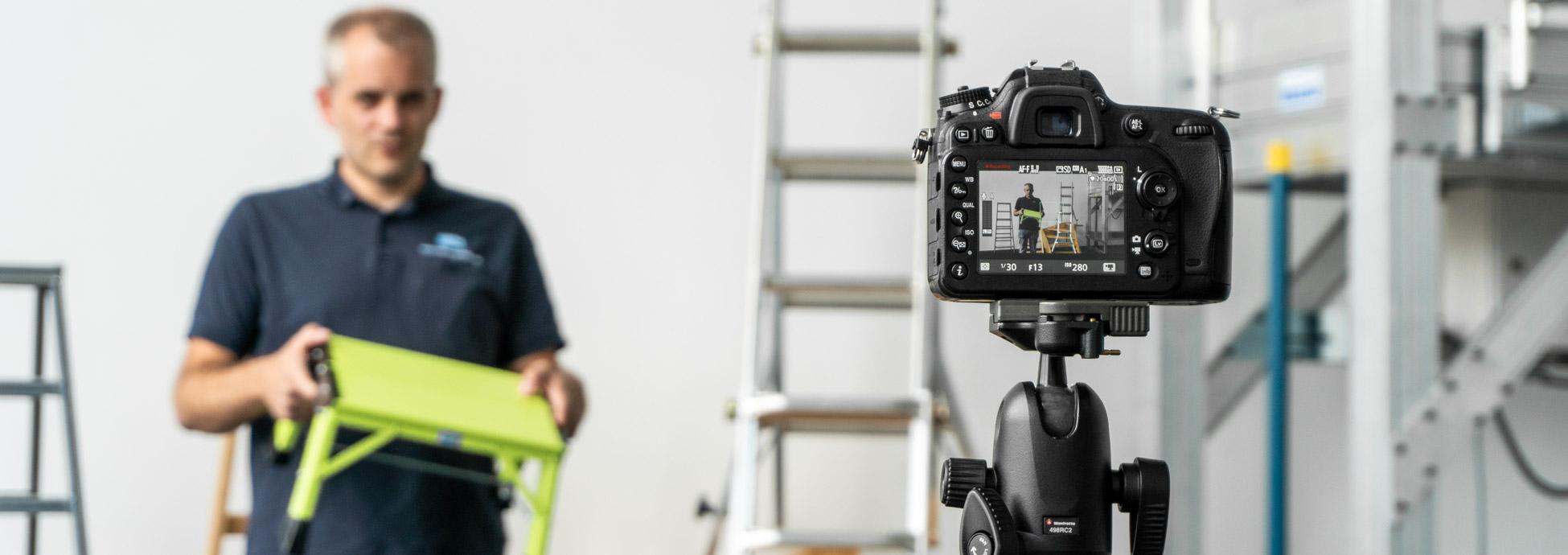 Wskazówki dotyczące użytkowania produktów w postaci materiałów video