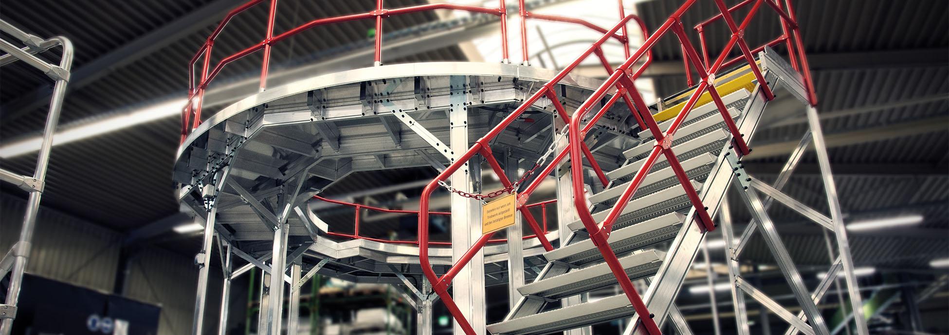 Aluminiowe konstrukcje specjalne