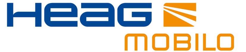 Logo firmy HEAG mobilo